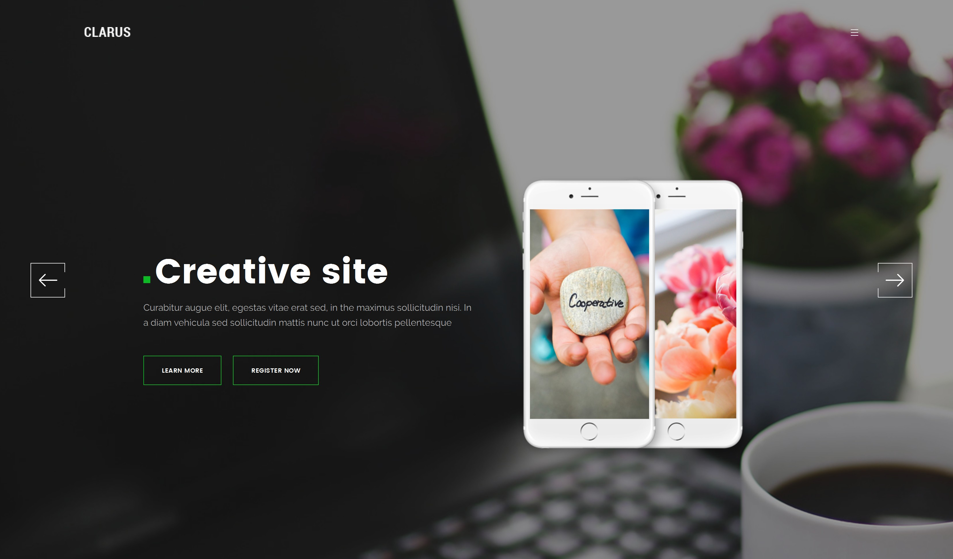 Free Download Bootstrap Carousel Theme