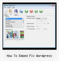 How to Put A Video on Your Web Page how to embed flv wordpress