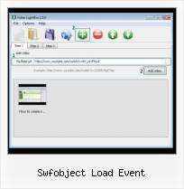 How to Put Matcafe on Blog swfobject load event